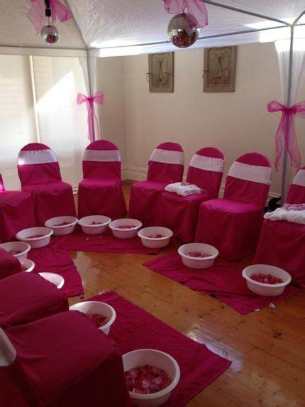 spa ideas pedicure party on pinterest