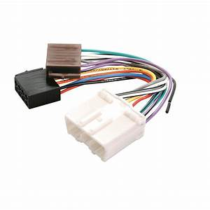 Mitsubishi To Iso Wiring Harness