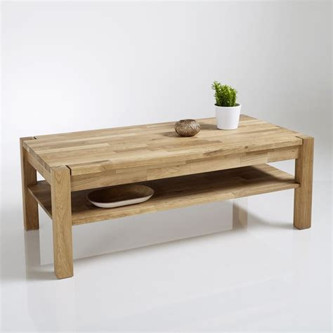 Le De Table Design by Table Basse Ch 234 Ne Huil 233 Adelita Ch 234 Ne La Redoute