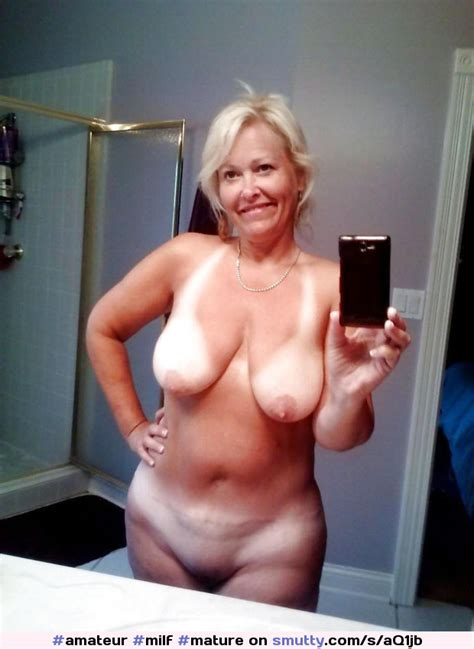Nude Photo Snapped In The Bathroom Amateur Milf Mature