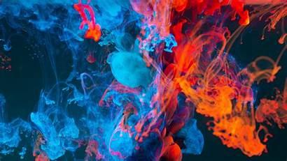 Liquid Abstract Paint 4k Wallpapers Desktop Mobile