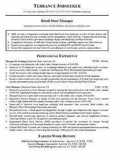 templates for sales manager resumes retail sales resume With free retail sales resume templates