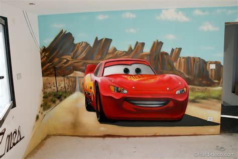 decoration chambre cars décoration chambre cars