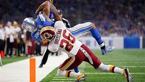 NFL Week 10 playoff picture: Redskins holding onto final ...