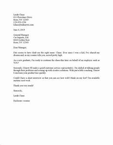 Cover letter to a promotion