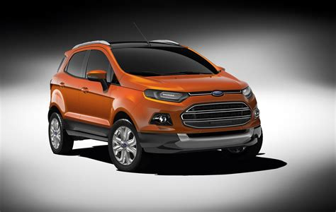 Ford Suvs To Make Sales Ascent
