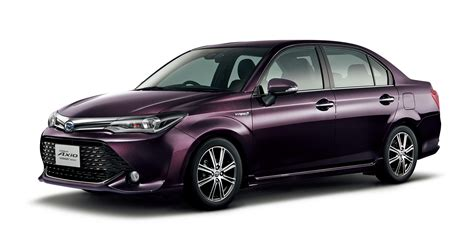 toyota jp toyota corolla 50th anniversary editions launched in japan