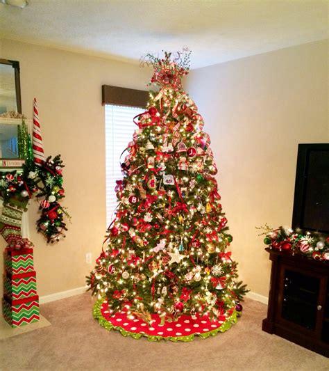 christmas tree skirt personalized polka dot tree skirt