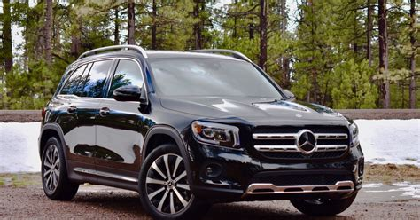 mercedes benz glb  drive review giving