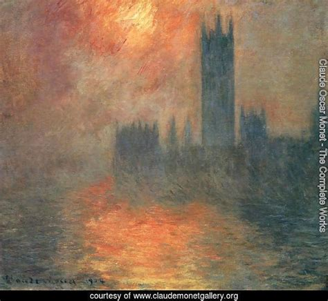 claude oscar monet  complete works houses