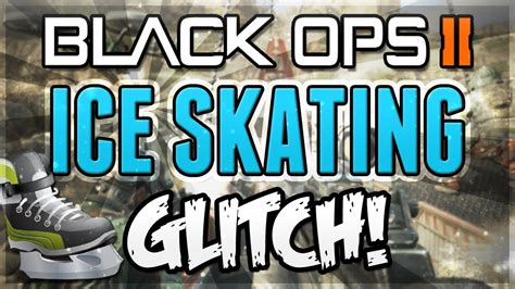 ice skating glitch  black ops   tutorial