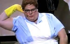 Chris Farley Lunch Lady
