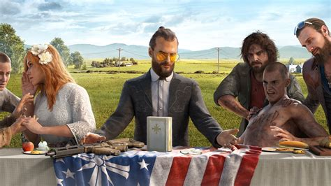 Far Cry 5 E3 2017 Wallpapers  Hd Wallpapers  Id #20529