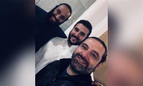haririss selfie  mbs tells   middle east