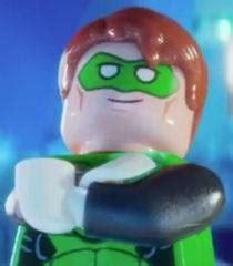 voice of green lantern hal green lantern