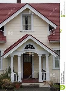 Porche Entrée Maison : porche avant et entr e de maison d 39 artisan type photo ~ Premium-room.com Idées de Décoration