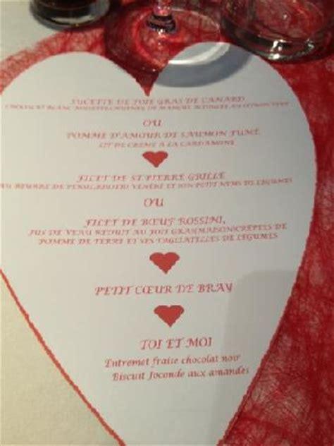 babeth cuisine menu st valentin photo de le resto de babeth