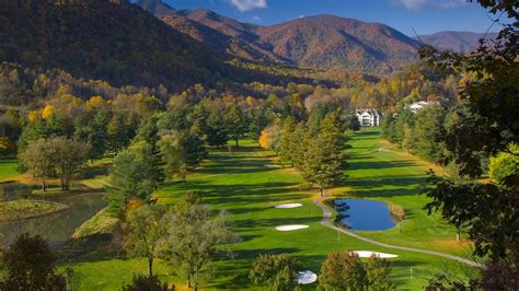 maggie valley golf  resort