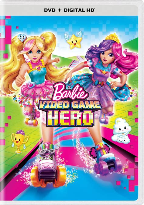 barbie video game hero dvd release date