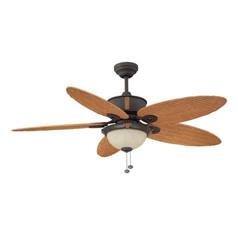oil rubbed bronze ceiling fan shop litex 52 in oil rubbed bronze downrod mount indoor