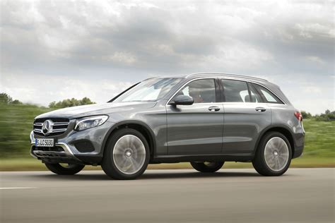 Mercedes Glc by Mercedes Glc Review 2015 Drive
