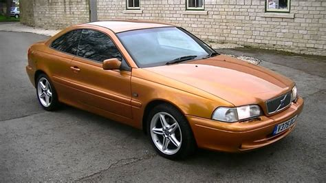 sold volvo    bhp turbo coupe youtube