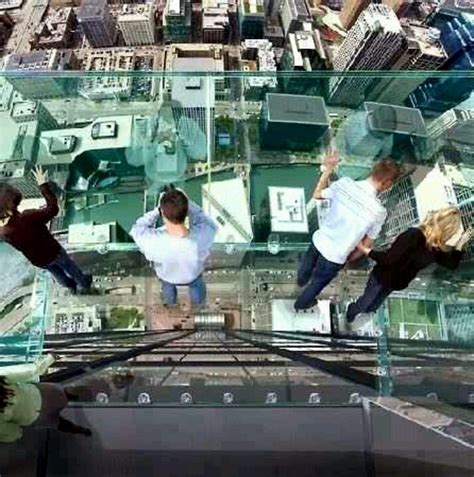observation deck sears tower chicago bucket list