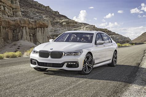 2016 Bmw 750i Xdrive First Test Photo Gallery  Motor Trend