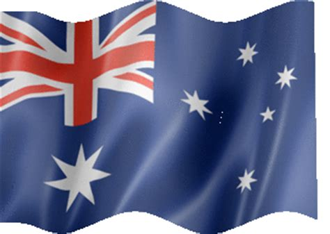 great animated australian flag gifs   animations