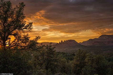 Amazing Arizona Photographer Rolf Maeder Captures Natural