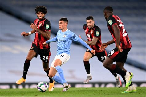 Player Ratings: Manchester City 2-1 Bournemouth (Carabao Cup)