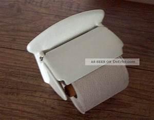 Wc Rollenhalter Antik : antiker wc rollenhalter art deco gusseisen email toilettenpapierhalter ~ Sanjose-hotels-ca.com Haus und Dekorationen