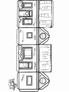 Haus Basteln Pappe Vorlage : papercraft x papercraft x rumah ~ Eleganceandgraceweddings.com Haus und Dekorationen