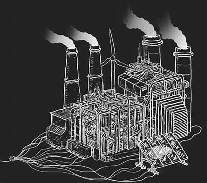 Industry Energy Plant Electricity California Capacity Runaway