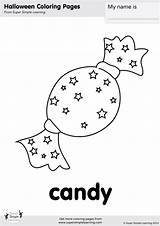 Candy Coloring Pages Took Supersimple Simple Super Songs Printables sketch template