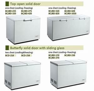Refrigerators Parts  Chest Freezer