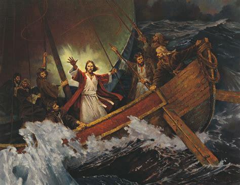 Sea Born Boat Problems by Jesucristo Es Un Dios De Milagros Conexi 243 N Sud