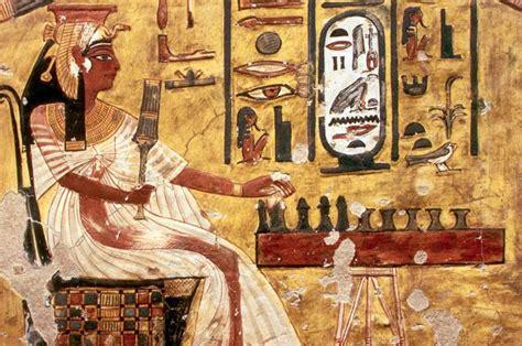 Fakti par Senās Ēģiptes dzīvi. - Spoki