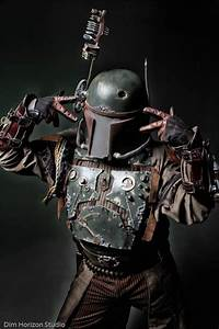 Community Post: Steampunk Darth Vader And Boba Fett