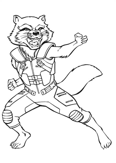 martial arts  rocket coloring page  printable