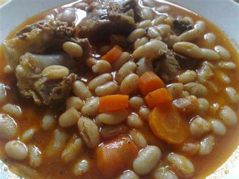 cuisine sauce blanche recettes de mouton et haricots blancs