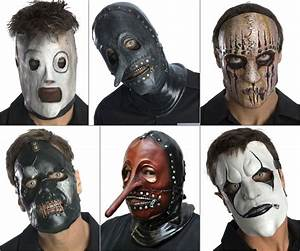 Image Gallery slipknot masks