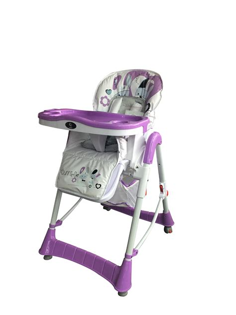 Infant Recliners by G4rce Foldable 3 In 1 Baby Toddler Infant Highchair
