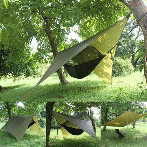 3 Person Hammock Tent by Portable Cing Hanging Hammock Tree House Tent Outdoor