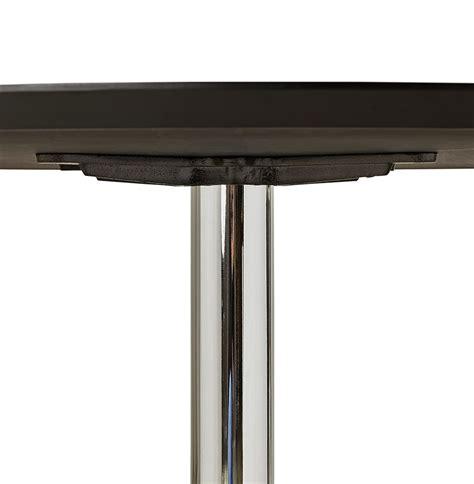ronde zwarte eettafel ronde eettafel kitchen van zwart hout bureautafel