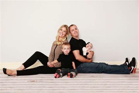 family photography indoor  studio dahmer family