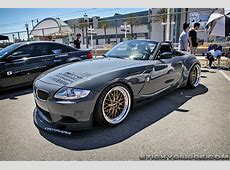Z4 M Coupe GTR wide body on Z4 convertible?