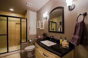 How to remodel a basement on a budget jeffsbakery for How to remodel bathroom cheap