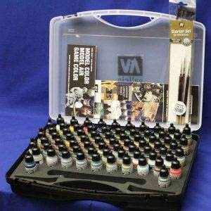 Vallejo Mecha Complete Set 80 Colours With Case 69990