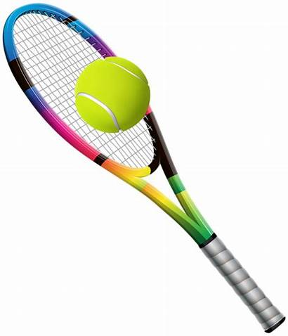 Tennis Racket Transparent Ball Clipart Clip Background